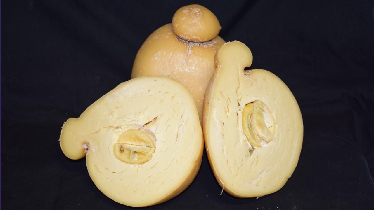 caciocavallo al limone