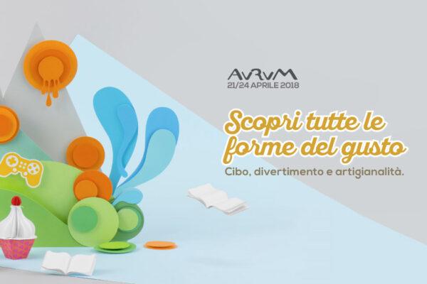 Vi aspettiamo a Pescara al SummEat festival dal 21 al 24 aprile